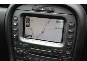 Latest Sat Nav Disc Update for JAGUAR